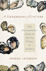 Book Cover: A Geography of Oysters