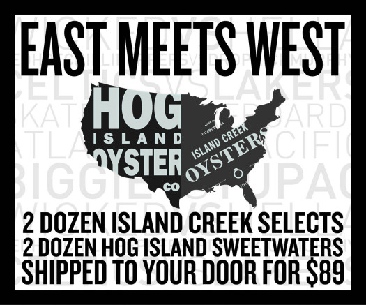 Best Coast Oyster ad