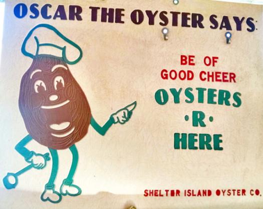 Oscar the Oyster