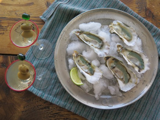 Stalking the Green-Gilled Oyster